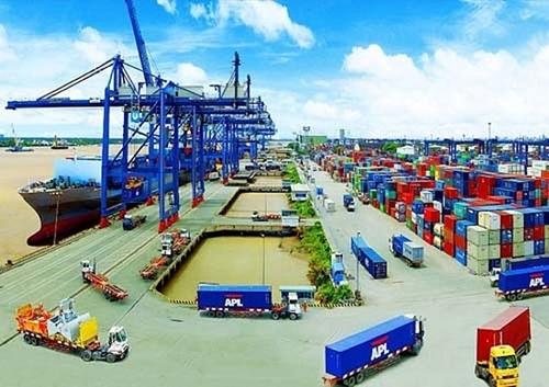 Tháng 5 2021, xuất khẩu hàng hóa giảm do dịch COVID-19 bùng phát lại