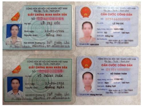 Làm thẻ CCCD gắn chip mới, bạn cần làm gì với thẻ CMND cũ trước khi bị cắt góc