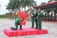 Quân khu 3 Tổ chức Lễ tuyên thệ chiến sĩ mới năm 2021