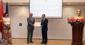 Bổ nhiệm Lãnh sự danh dự Việt Nam tại Rotterdam, Hà Lan