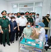 Việt Nam phê duyệt thử nghiệm giai đoạn 3 vắc xin phòng COVID-19 Nano Covax