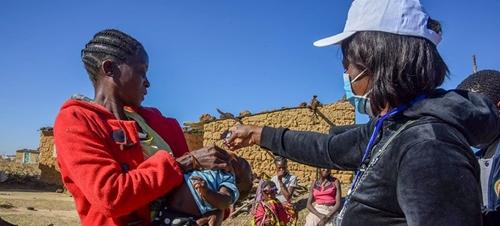 Cảnh báo số người mắc bệnh bại liệt tăng nhanh trên thế giới