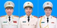 Đại tướng Tô Lâm và 18 tướng lĩnh, sỹ quan Công an trúng cử ĐBQH khóa XV