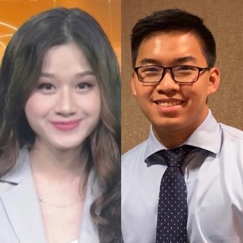 Hai gương mặt trẻ của Việt Nam được chọn tham gia chương trình của UNDP