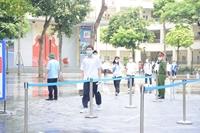 Hà Nội Thí sinh dự thi vào lớp 10 kết thúc ngày đầu với tâm trạng khá thoải mái