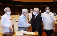 Hình ảnh Hội nghị toàn quốc sơ kết 5 năm thực hiện Chỉ thị 05-CT TW
