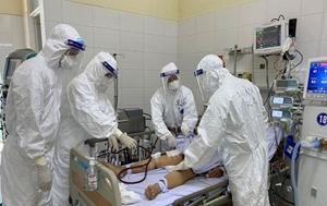 Ca tử vong thứ 58 là bệnh nhân nữ ở Hà Nội có tiền sử ung thư