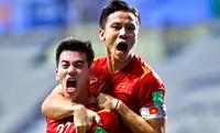 Thắng Malaysia, Việt Nam tiến sát vòng loại cuối cùng World Cup 2022