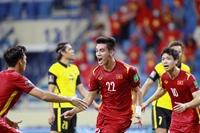 Lãnh đạo Đảng, Nhà nước chúc mừng đội tuyển Việt Nam