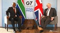 Tổng thống Nam Phi kêu gọi G7 thực hiện cam kết hỗ trợ tài chính