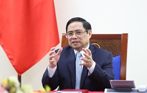 Pháp là một trong những đối tác hàng đầu của Việt Nam tại Châu Âu