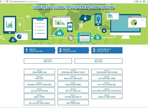 Đăng ký hợp đồng qua dịch vụ công trực tuyến tăng mạnh