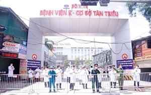 Bệnh viện K Tân Triều trở lại khám, chữa bệnh bình thường