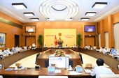 Đề xuất Quốc hội, Ủy ban Thường vụ Quốc hội giám sát 4 chuyên đề trong năm 2022