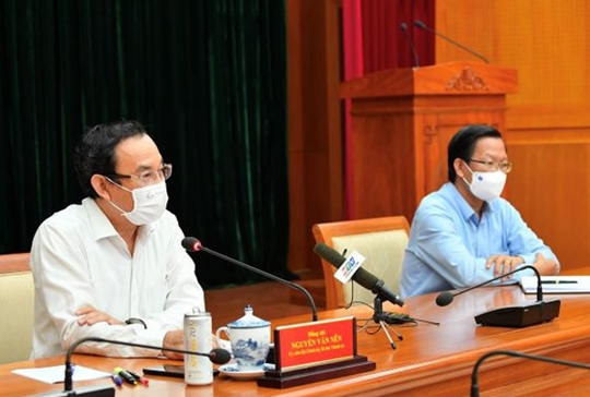 TP Hồ Chí Minh tiếp tục giãn cách xã hội thêm 2 tuần