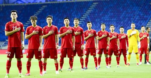 23 cầu thủ Đội tuyển Việt Nam đăng ký thi đấu trận gặp UAE