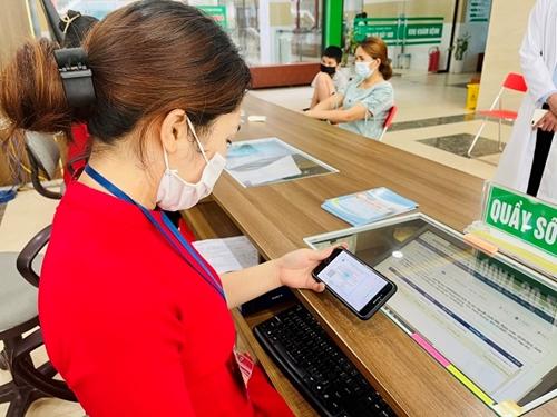 Tuyên Quang Kiểm tra sử dụng thẻ BHYT trên ứng dụng VssID- BHXH số để khám, chữa bệnh
