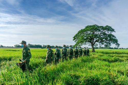 Bộ đội Biên phòng An Giang 45 năm một chặng đường vinh quang