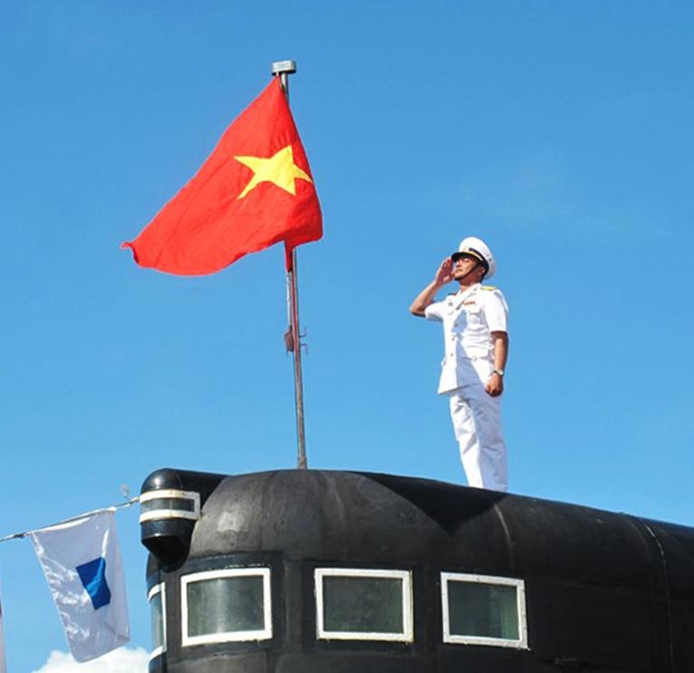 Lữ đoàn Tàu ngầm 189 10 năm xây dựng và trưởng thành