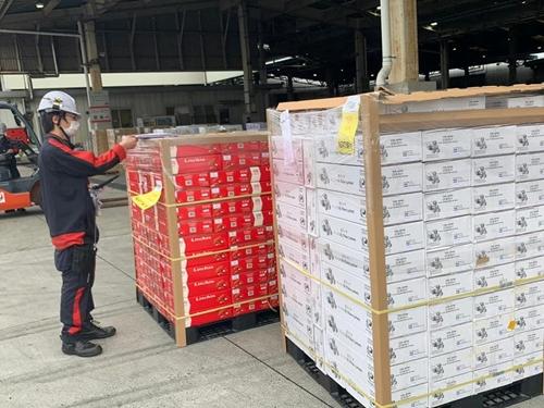 Lô vải thiều Thanh Hà Hải Dương gần 1 tấn đã được đối tác Nhật nhập khẩu