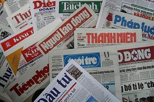 Báo chí luôn là người bạn đồng hành tin cậy của nhân dân