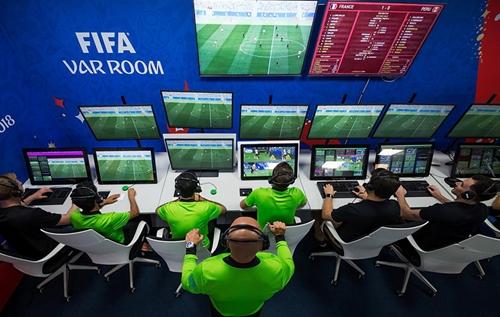 Vòng loại thứ ba World Cup 2022 khu vực châu Á sử dụng VAR