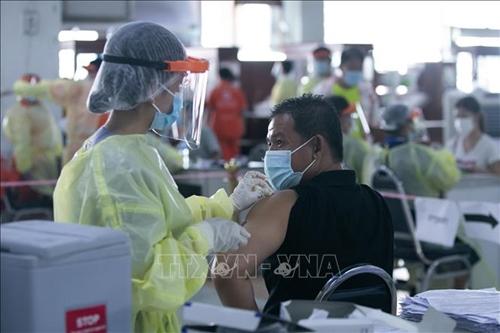 Dịch COVID-19 Lào chủ động lấy mẫu xét nghiệm tại các khu vực có nguy cơ cao