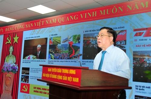 Báo điện tử Đảng Cộng sản Việt Nam đổi mới theo hướng hiện đại, đột phá