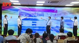 Báo điện tử ĐCS Việt Nam ra mắt giao diện mới và khai trương App Mobile