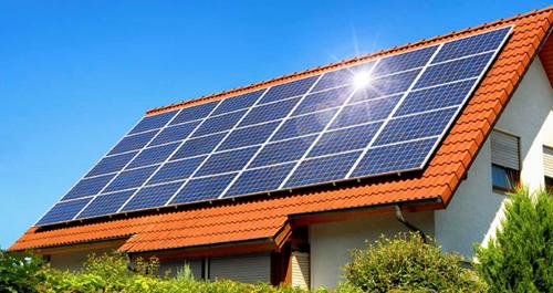 Năng lượng mặt trời Nguồn tài nguyên hoàn hảo cho lĩnh vực bất động sản