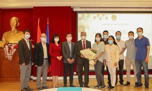 Báo chí góp phần thúc đẩy quan hệ Đối tác chiến lược Việt Nam - Pháp