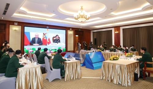 Bảo vệ môi trường hòa bình, ổn định để phát triển đất nước