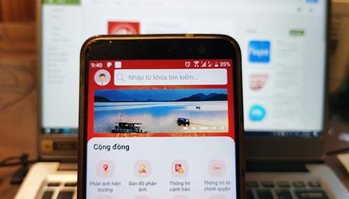 Ra mắt ứng dụng công dân số C-THAINGUYEN