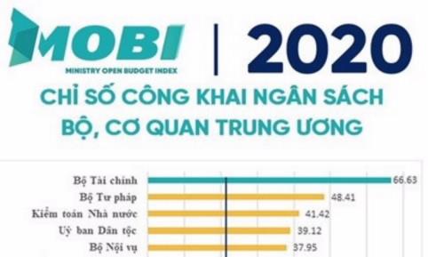 Công bố trực tuyến chỉ số MOBI năm 2020