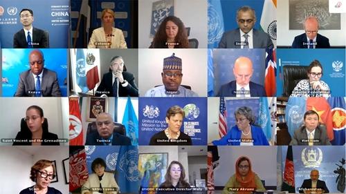 Hội đồng Bảo an Liên hợp quốc quan ngại về tình hình Afghanistan