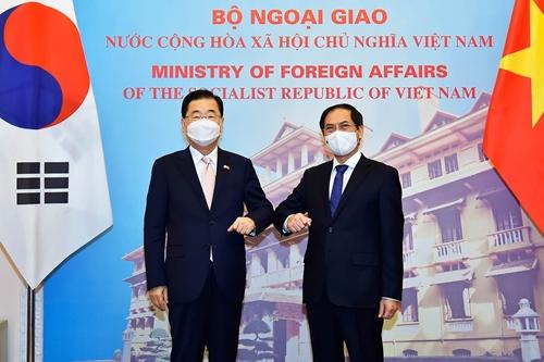 Phát triển hơn nữa quan hệ Đối tác hợp tác chiến lược Việt Nam - Hàn Quốc