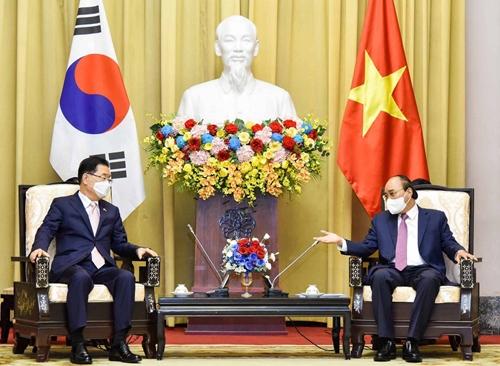 Thúc đẩy quan hệ hợp tác Việt Nam - Hàn Quốc