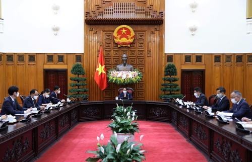 Đẩy mạnh hợp tác thương mại, đầu tư song phương Việt Nam - Hàn Quốc