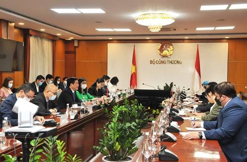 Tăng cường hợp tác thương mại song phương Việt Nam - Indonesia