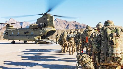 Afghanistan Hành trình dài đi tới hòa bình