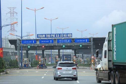 Đề xuất giảm 10 giá vé tại trạm BOT Xa lộ Hà Nội