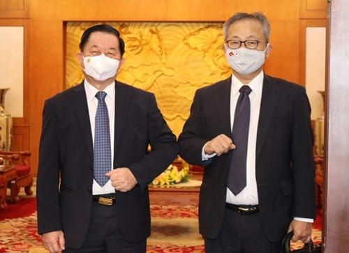 Quan hệ hợp tác Việt Nam – Nhật Bản đang ở giai đoạn phát triển tốt đẹp nhất