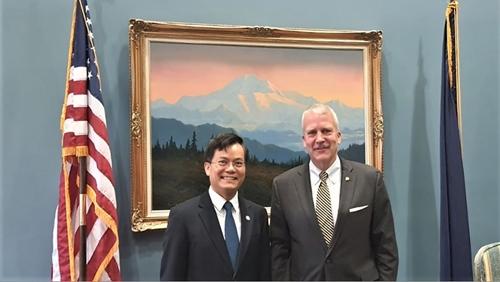 Việt Nam mong sớm tiếp nhận vaccine phòng COVID-19 của Hoa Kỳ
