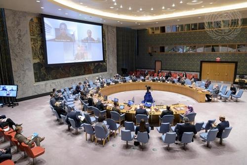 Khôi phục hòa bình, thúc đẩy phát triển tại Cộng hòa Trung Phi