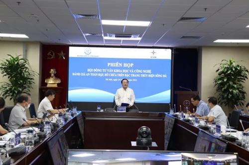 Công trình hồ chứa, đập thủy điện sông Đà đảm bảo an toàn, ổn định trước mùa lũ