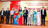 Quảng Ngãi Chủ tịch HĐND và Chủ tịch UBND tỉnh tái đắc cử nhiệm kỳ 2021 - 2026