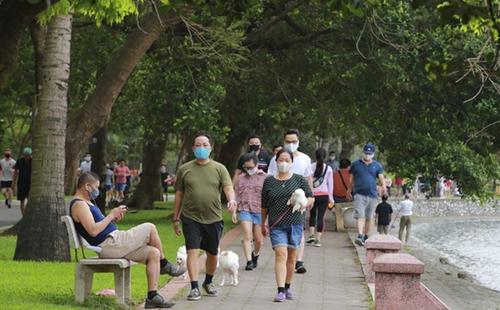 Hà Nội cho phép hoạt động thể dục, thể thao ngoài trời từ 26 6