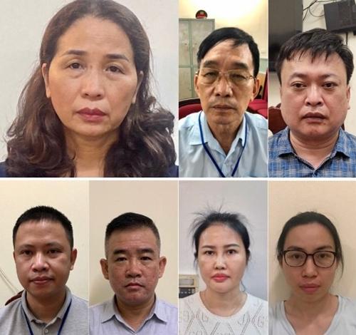 Khởi tố nguyên Giám đốc Sở Giáo dục và Đào tạo tỉnh Quảng Ninh cùng đồng phạm