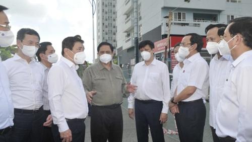 Thủ tướng Chính phủ yêu cầu TP Hồ Chí Minh quản lý chặt trong khu cách ly, tránh tình trạng lây nhiễm chéo
