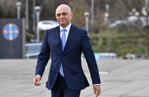 Nước Anh có Bộ trưởng Y tế mới